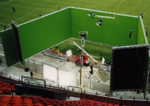LOCATIE GREEN SCREEN
