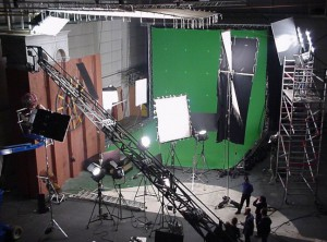 STUDIO GREENSCREEN LIMBO